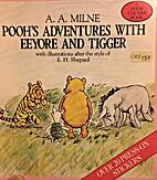 Pooh's Adventures with Eeyore: Sticker Book…