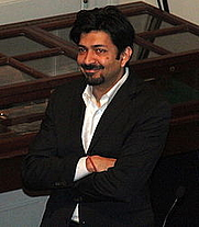 Author photo. Siddhartha Mukherjee