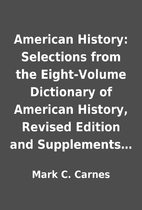 American History: Selections from the…
