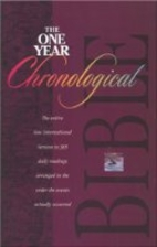 The One Year Chronological Bible [NIV] by…