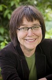 Author photo. Lena Israelsson