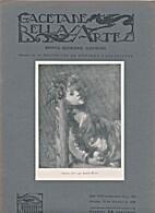 Gazeta de Bella Arte by Organo de Asociazion…