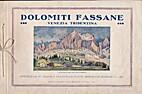 Dolomiti Fassane by da Zuliani Giuseppe