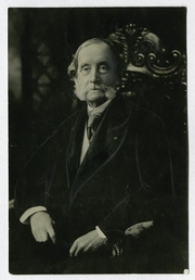 Author photo. Courtesy of the <a href=&quot;http://digitalgallery.nypl.org/nypldigital/id?100698&quot;>NYPL Digital Gallery</a> (image use requires permission from the New York Public Library)