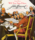 Will You Sign Here, John Hancock? by Jean…