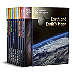 Earth and Earth's moon by World Book