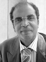Author photo. Ibrahim al-Koni