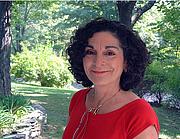 Author photo. Lucy Frank