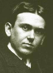Author photo. H. L. Mencken