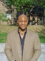 Author photo. Isaiah Drone III