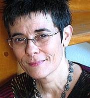 Author photo. Marie-Sabine Roger