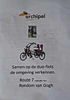 Samen op de duo-fiets de omgeving verkennen:…