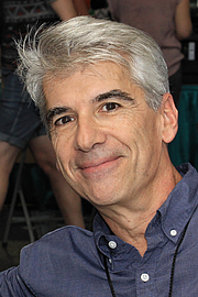 """Author photo. Author D. J. MacHale at the 2016 Texas Book Festival. By Larry D. Moore, CC BY-SA 4.0, <a href=""""https://commons.wikimedia.org/w/index.php?curid=53513526"""" rel=""""nofollow"""" target=""""_top"""">https://commons.wikimedia.org/w/index.php?curid=53513526</a>"""