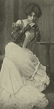 "Author photo. ""Metropolitan Magazine"", Vol. XIV, no. III (Sept, 1901)"