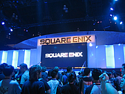 "Author photo. Square Enix booth at E3 2005, photo by Phu ""Son"" Nguyen"