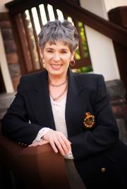 Author photo. Susan Andersen