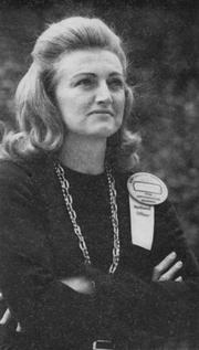 Author photo. The H. W. Wilson Company, 1973.
