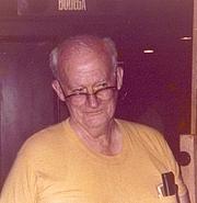 Author photo. DeepSouthCon, 1978.