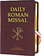 Daily Roman Missal: Complete with Readings…