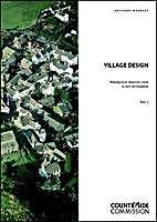 Village design : making local character…