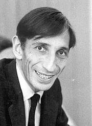 Author photo. Ivan Illich (4 septembre 1926 à Vienne en Autriche - 2 décembre 2002 à Brême en Allemagne)
