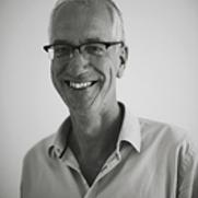 Author photo. Ton Derks