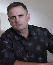 Author photo. Gilbert King