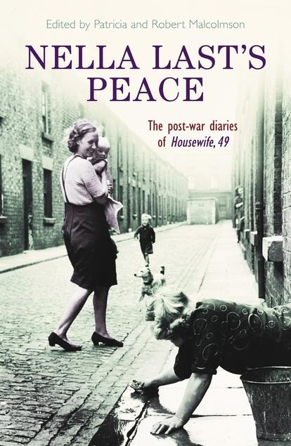Nella Last's Peace cover
