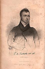 Author photo. Thomas Dudley Fosbroke (1770-1842)