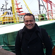 Author photo. Mehmet Beşikçi