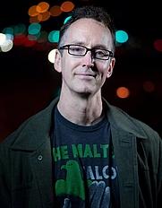 Author photo. Photo by David DeSilva