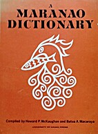 A Maranao dictionary by Howard McKaughan
