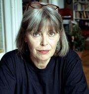 Author photo. Agneta Pleijel - Photo © Ulla Montan 2009