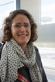 Author photo. Kate Camp. (NZatFrankfurt)