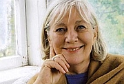 Author photo. Anna-Maija Tanttu