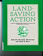 Land-Saving Action by Russell Brenneman