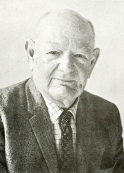 Author photo. Lawrence George Green