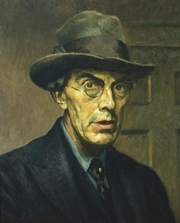 Author photo. Roger Fry