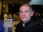 Author photo. Photo by Dave Winer (Flickr)