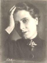 Author photo. Anna Banti (1895-1985)
