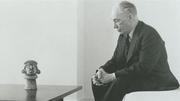 Author photo. James Johnson Sweeney [credit: The Solomon R. Guggenheim Museum]