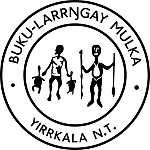Author photo. Buku-Larrnggay Mulka Centre