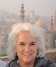 Author photo. Emily Teeter [credit: Smithsonian Journeys]