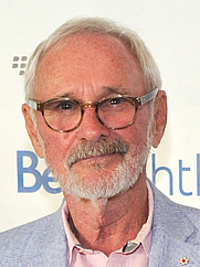 Author photo. Norman Jewison. Photo courtesy Canadian Film Centre.