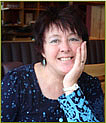 Author photo. Gail Lawther