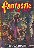 Fantastic Adventures April '48 featuring…
