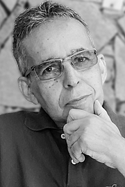 Author photo. Antonio Carlos Viana (foto por Companhia das Letras; divulgação)