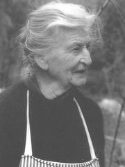 Author photo. Kinta Beevor (1911-1995)