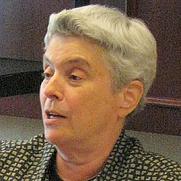 Author photo. JEB (Joan E. Biren)