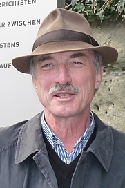Author photo. Oswald Burger in 2010/Image by Flominator